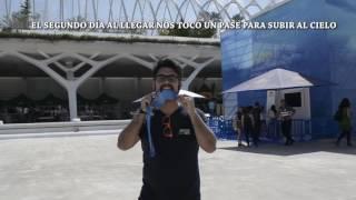 Andadas por el Festival de les arts vol.II 2016 Valencia ÁLEX Y LUCÍA