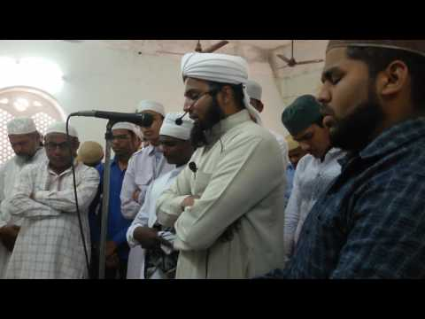 Madine ke Aaqa Salam Un Alaika by Maulana Hafiz o qari Muhammed Khan Quadri Saaheb Qibla