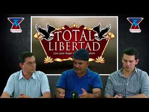 Prtograma En Total Libertad 7 de septiembre 2018, en Tele Vision Multimedia