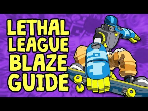 Here's How You Play Lethal League Blaze