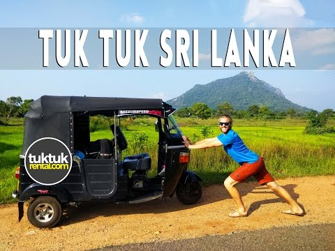 How to Rent a Tuk Tuk in Sri Lanka