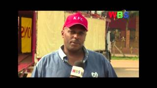 ten ugandan drivers have officially been sent off to rwanda