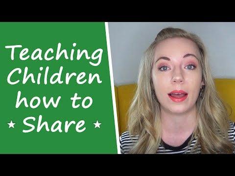 Sharing | Teaching Children to Share