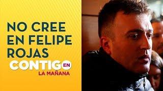 Luis Pettersen se refirió a las acusaciones de la defensa de Felipe Rojas - Contigo en La Mañana