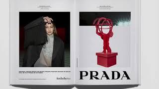 Prada Fall/Winter 2020 Women's and Men's Advertising Campaign - Tools Of Memory