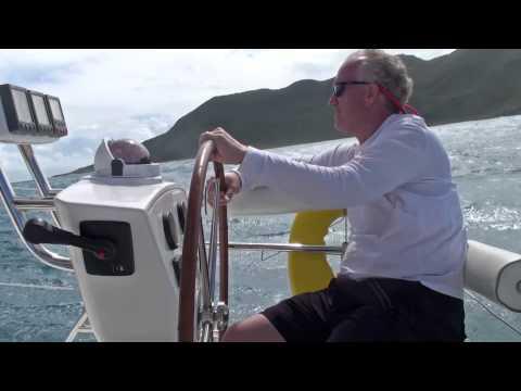 Sailing St Martin, Anguilla, St Barts 2012
