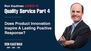 Ron Kaufman - Quality Service LIVE Part 4