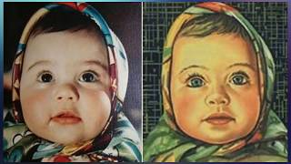 Знаменитые дети спустя много лет.