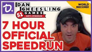 Clubhouse Games: 51 Worldwide Classics World Record Speedrun!