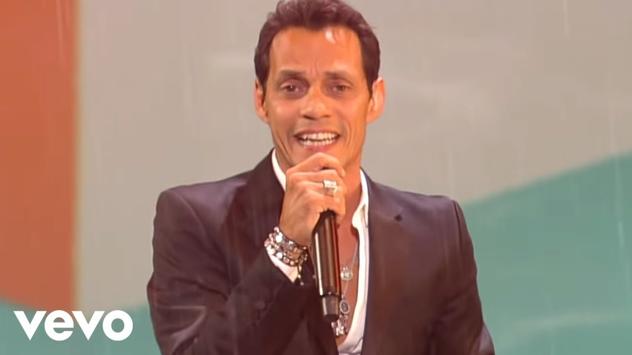 Marc Anthony - Vivir Mi Vida (En Vivo) | Doovi