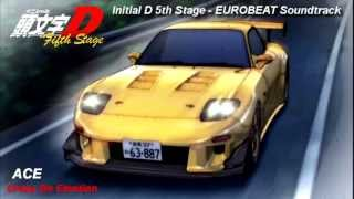Initial D 5th Stage Soundtrack Crazy On Emotion