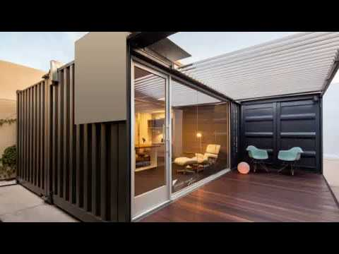 shipping container home perth