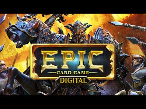 Epic Card Game (by White Wizard Games) IOS Gameplay Video ...