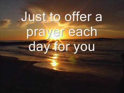 John Denver - For You with Lyrics