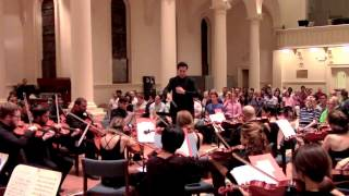A TIME FOR US from ROMEO AND JULIET - Felipe Tristan, conductor