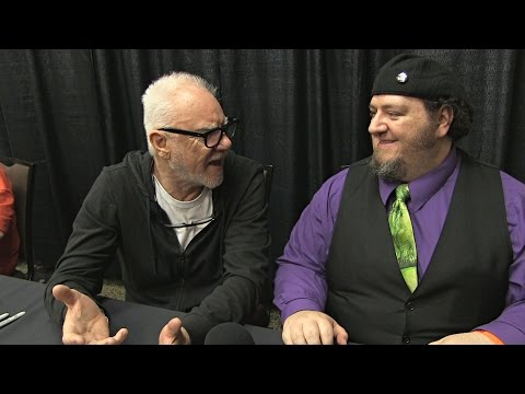 Malcolm McDowell Interview Without Your Head from Texas Frightmare