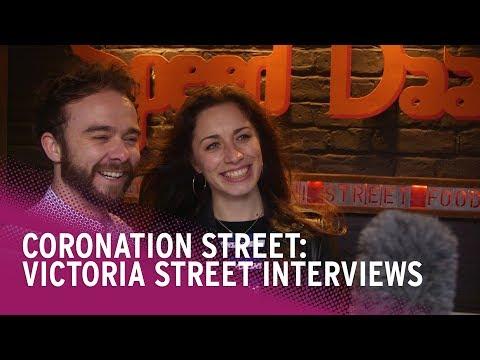 Coronation Street Spoilers: Jack P Shepherd and Julia Goulding on David's Rape and Martin's Return