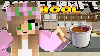 Minecraft School: Little Kelly - MAKING TEA AND COFFEE!
