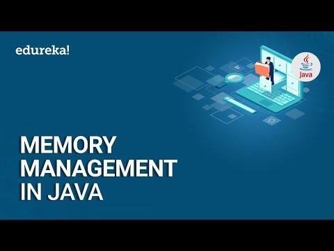 Memory Management Tutorial in Java | Java Stack vs Heap | Java Training | Edureka