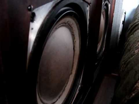 20hz bass, my subwoofer (low frequency)