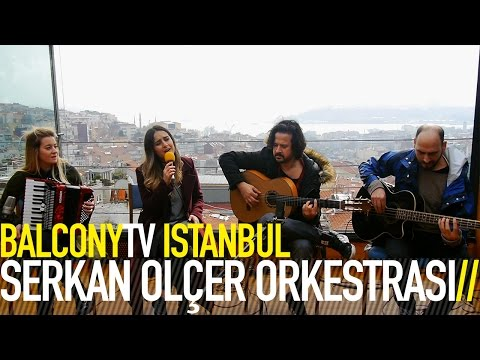 SERKAN ÖLÇER ORKESTRASI - ZAR (BalconyTV)
