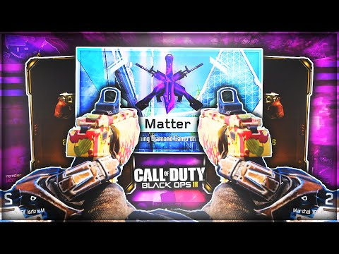 "UNLOCKING DARK MATTER ""MARSHAL 16"" / DARK MATTER *LIVE*  REACTION (BLACK OPS 3 DARK MATTER)"