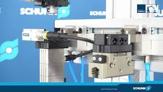 Produktvideo SCHUNK Schnellwechselsystem SWS-007