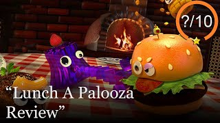 Lunch A Palooza Review [PS4, Switch, Xbox One, & PC] (Video Game Video Review)