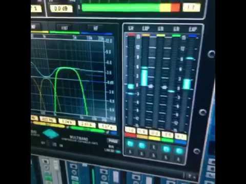 Estudio de grabación y producción musical