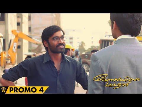 VIP TV Spot 4 | Velai Illa Pattadhaari |...