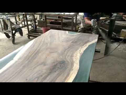 epoxy table top spray 2k