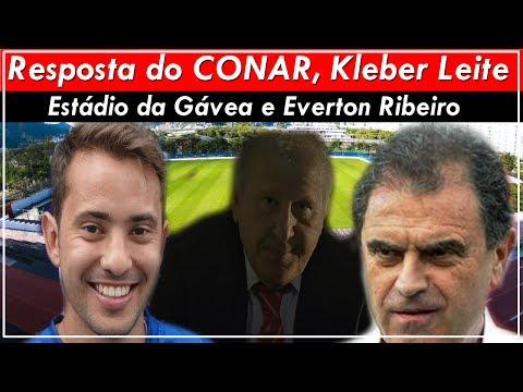 #BSFNews #1 - Resposta do CONAR, Kleber Leite, Estádio da Gávea e Everton Ribeiro