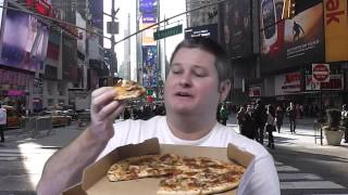 Domino's Brooklyn Style Pizza Review