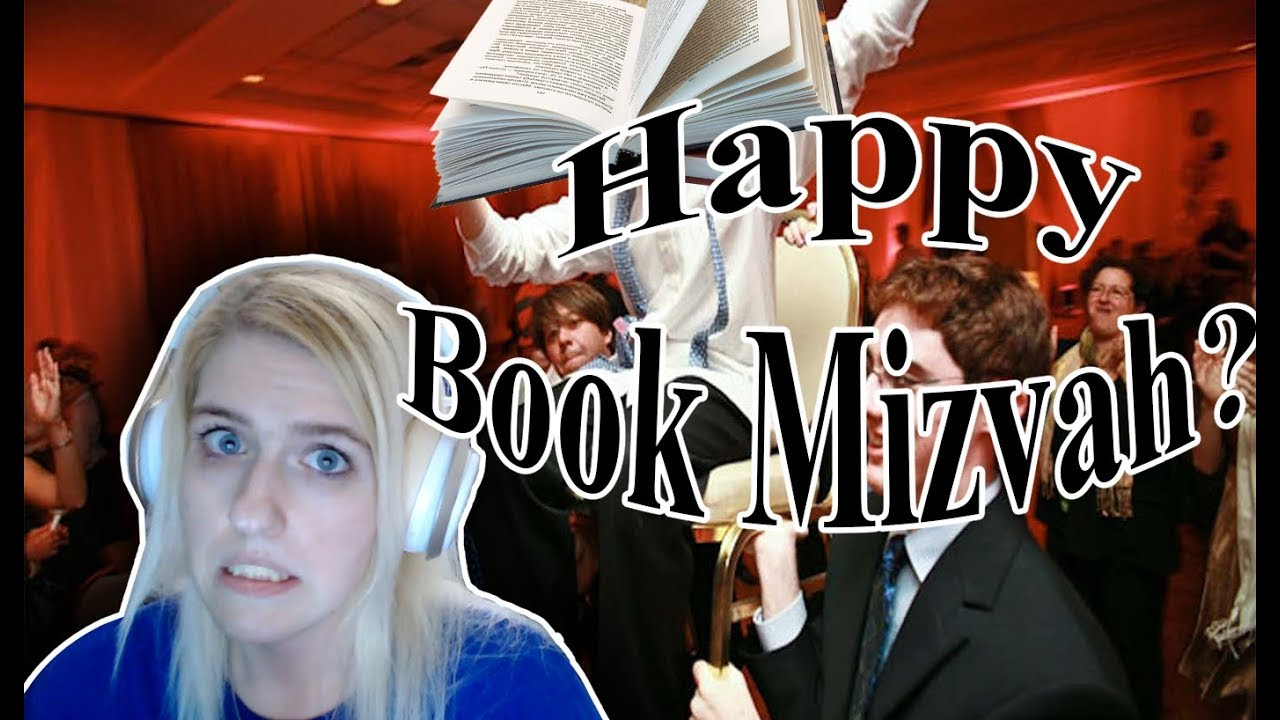 HAPPY BOOK MITZVAH! | Tips for Throwing a Book Release Party