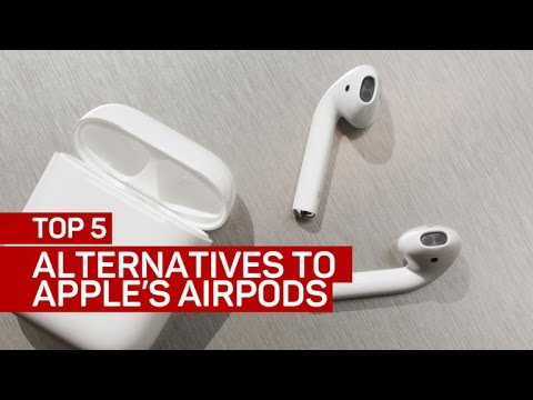 Top 5 alternatives to Apple's AirPods