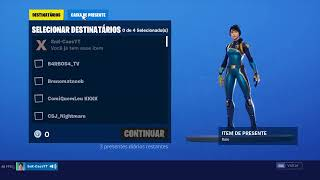 Fortnite-Championship of the subscribers (Valendo Skin of 800 v-Bucks) Scrim Custom. Password: CAOSYT