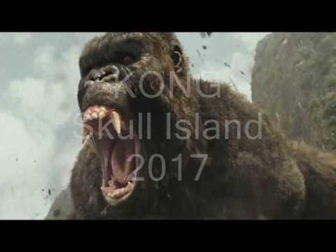 L'évolution au cinéma des 4 films de KING-KONG 1933-1976-2005-2017