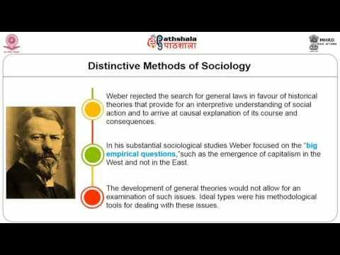 Max Weber and the Theory of Education