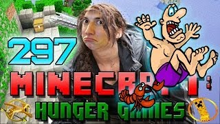Minecraft: Hunger Games w/Mitch! Game 297 - KICKING BUTT!