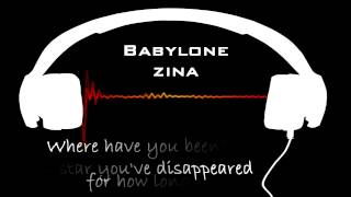 "Beautiful Algerian Song - Babylon "" Zina "" (English Lyrics)"