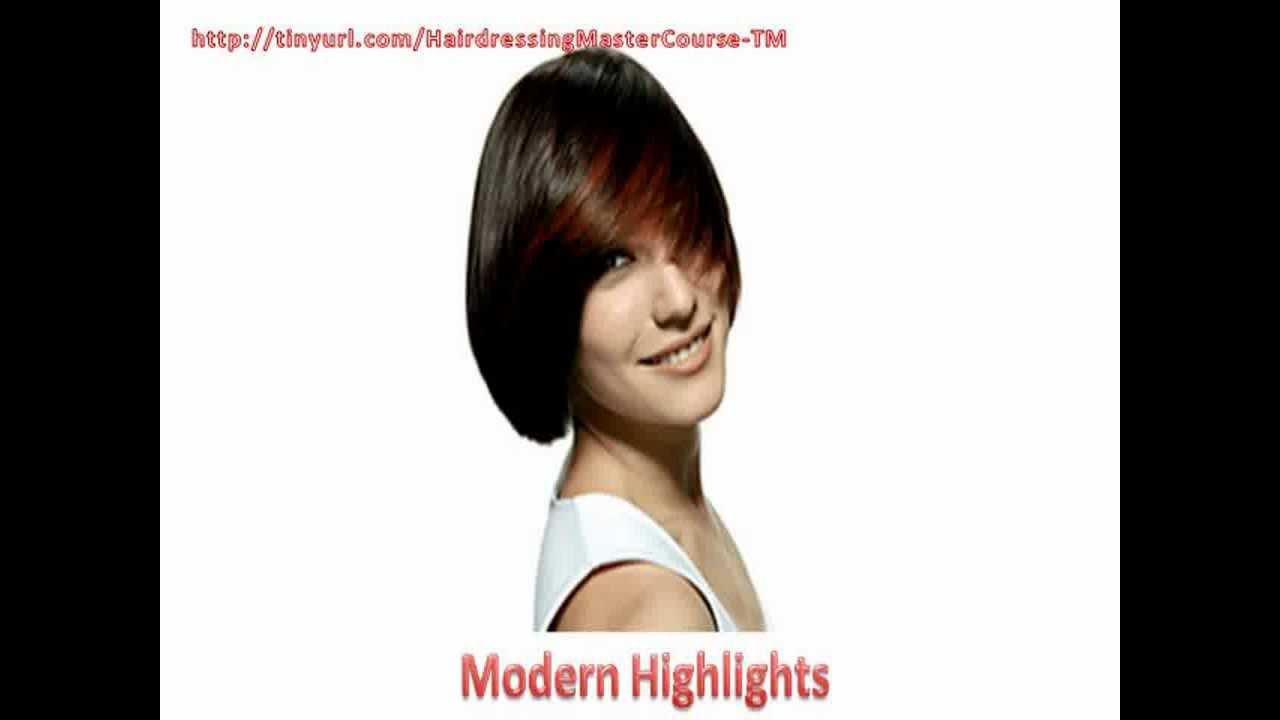 Design Your Own Hairstyle - Learn From The Masters - Hairdressing ...