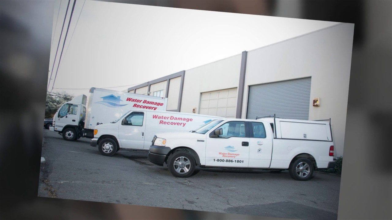 Commercial Water Damage San Leandro Ca