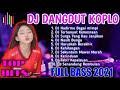 DJ DANGDUT KOPLO🎶TERBARU DJ HADIRMU BAGAI MIMPIDJ DANGDUT FULL BASS 2021