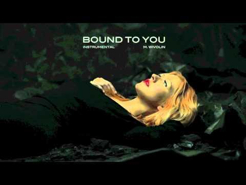 Christina Aguilera - Bound to You (Instrumental by M. Wivolin) HD with Lyrics