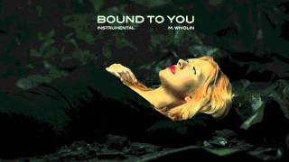 Christina Aguilera - Bound to You (Instrumental by M. Wivolin) HD with Lyrics