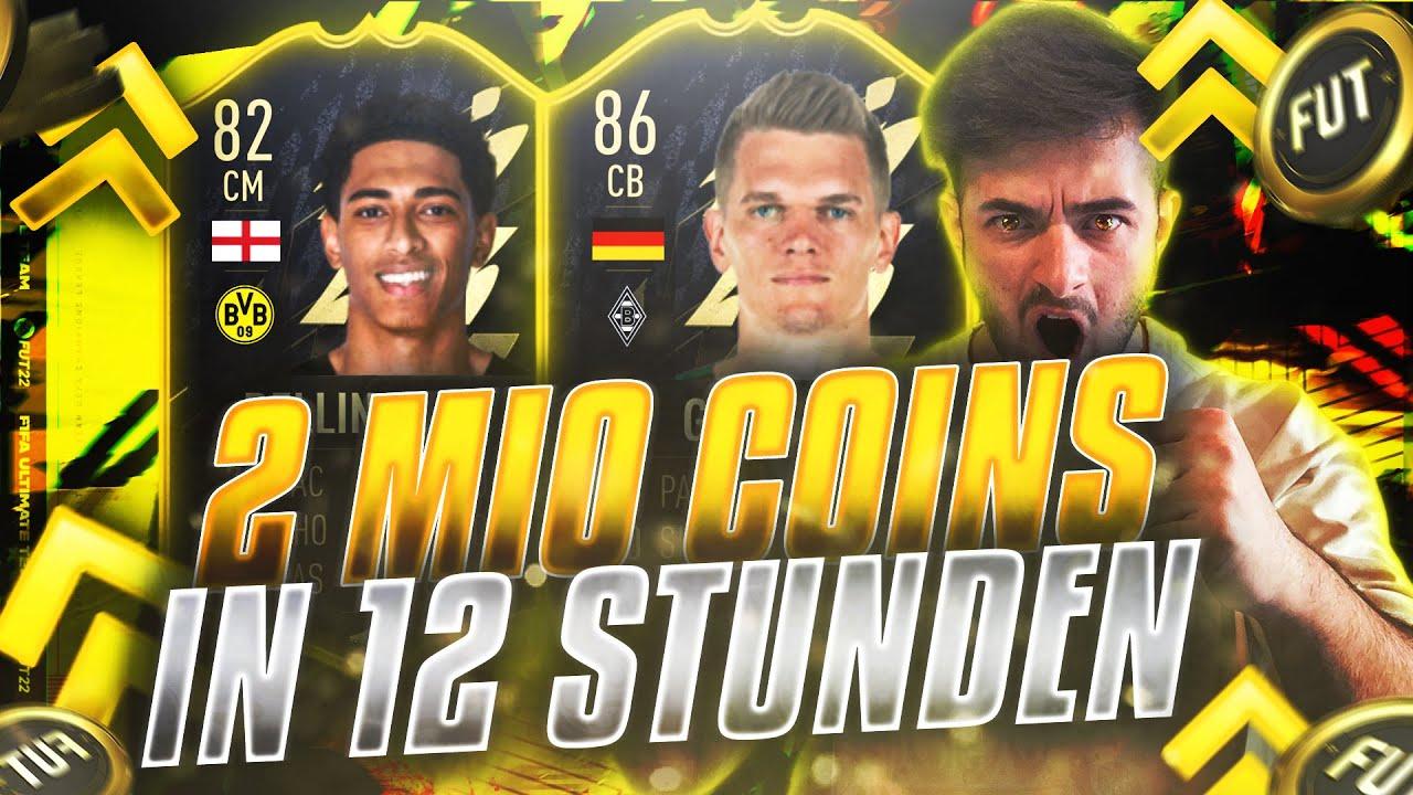 Download FIFA 22: 2 MILLIONEN COINS IN 12 STUNDEN GEMACHT!📈😍 BESTEN TRADING TIPPS ✅ FIFA 22 Trading Tipps