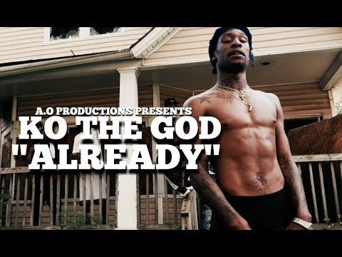 "KO THE GOD ""ALREADY"" (AYOO KD & DAMO DISS) Official Video Shot By A.O Productions (4K)"