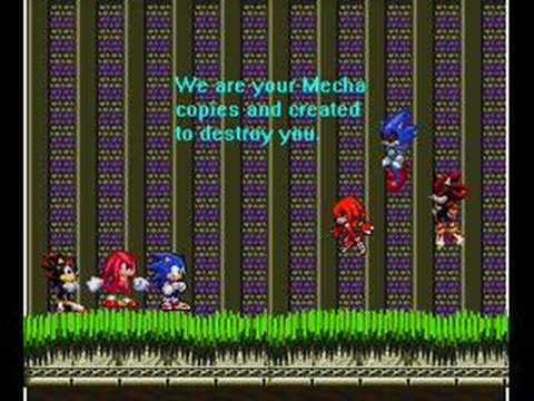 Sonic Fusion - YouTube
