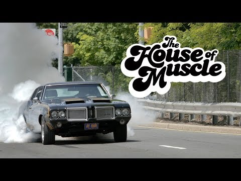 The King of Queens: 1972 Oldsmobile Cutlass - The House Of Muscle Ep. 9