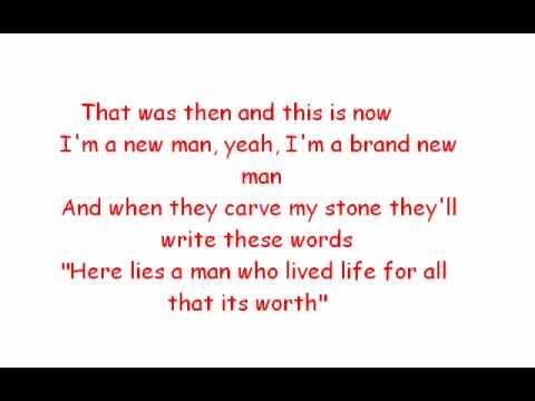 Rascal Flatts   When The Sand Runs Out Lyrics